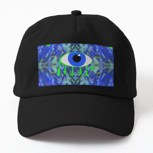 Blue Eye Dad Hat