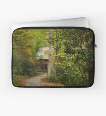 Nestled in the Woods Laptop Sleeve