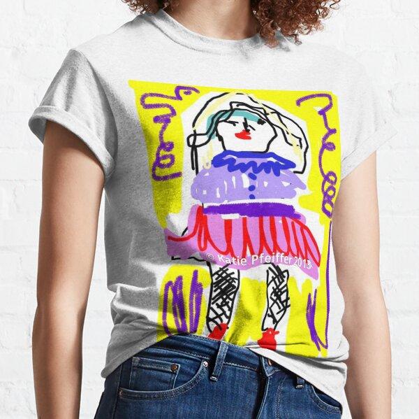 Twirl! Ballerina!  Twirl! Classic T-Shirt