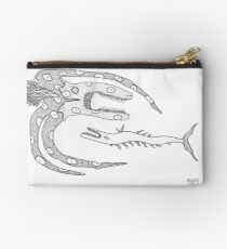 Invented Fish Number 47 Studio Pouch