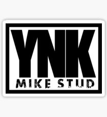 YNK Mike Stud  Sticker