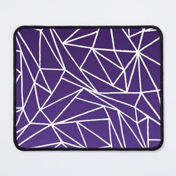 Purple Love Mouse Pad