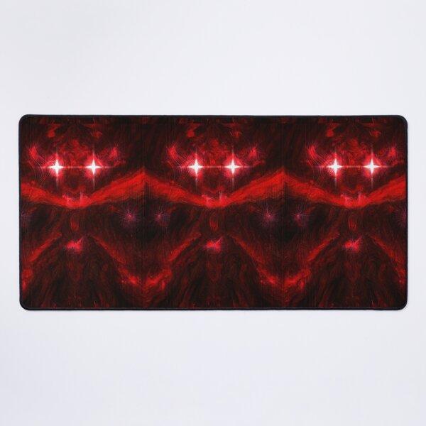 Red Desk Mat