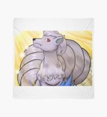 Shinetales the Shiny Ninetales! Scarf