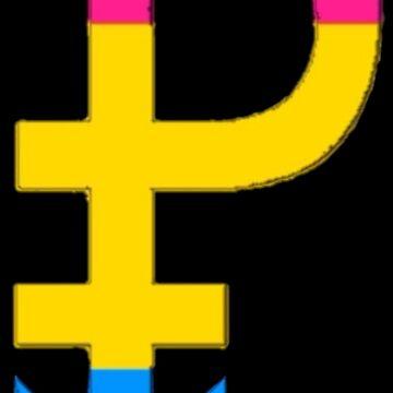 Pansexual by comeedeebee