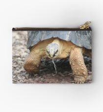 Slow and Steady Wins the Race Studio Pouch