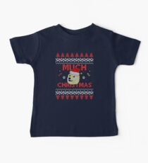 Much Christmas - Doge Meme Baby Tee