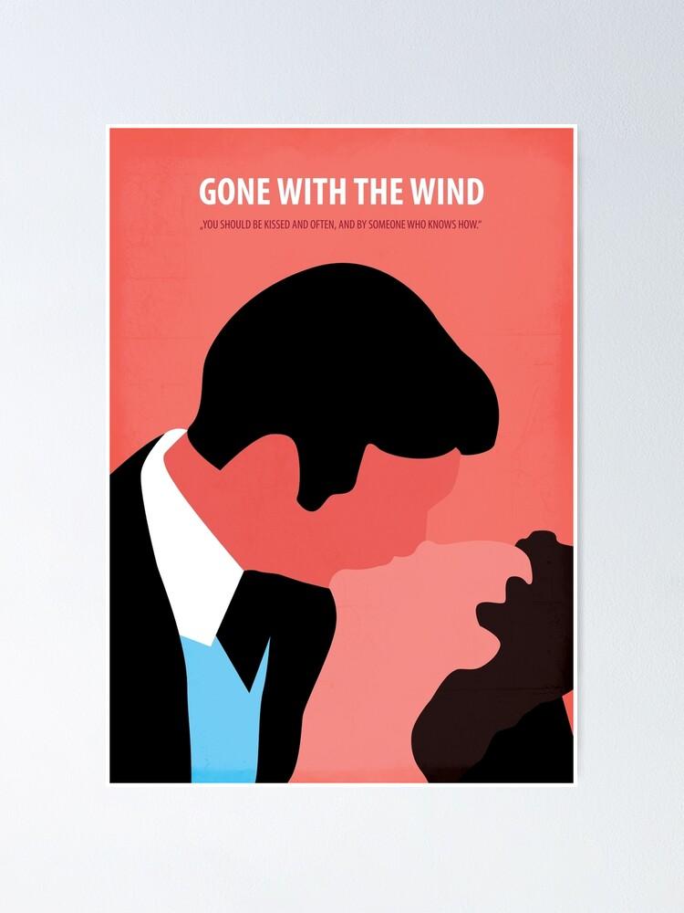 Alternative Ansicht von Gone with the Wind  Poster