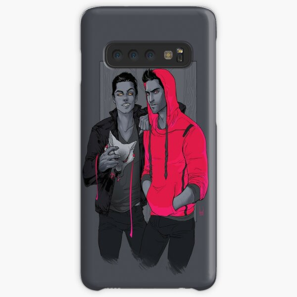 Teen Wolf - Little Red Has Pointy Teeth Samsung Galaxy Snap Case