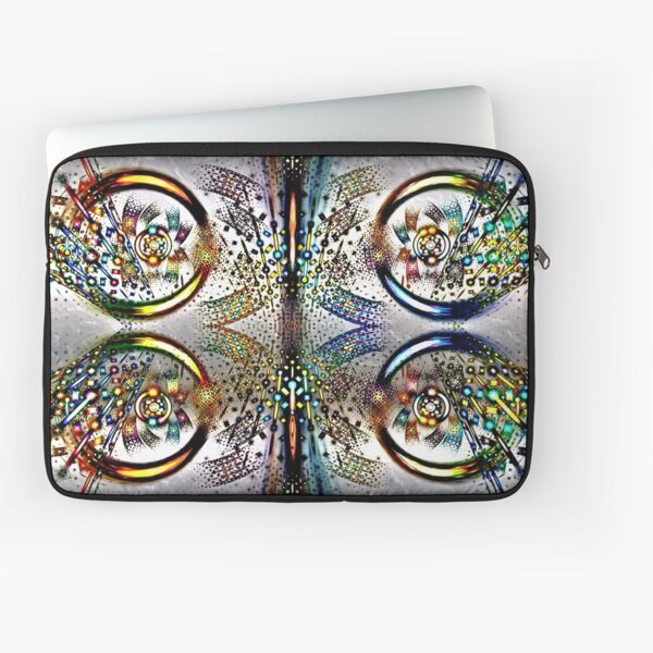 Party Mode Laptop Sleeve