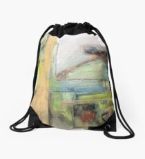 Summertime Drawstring Bag