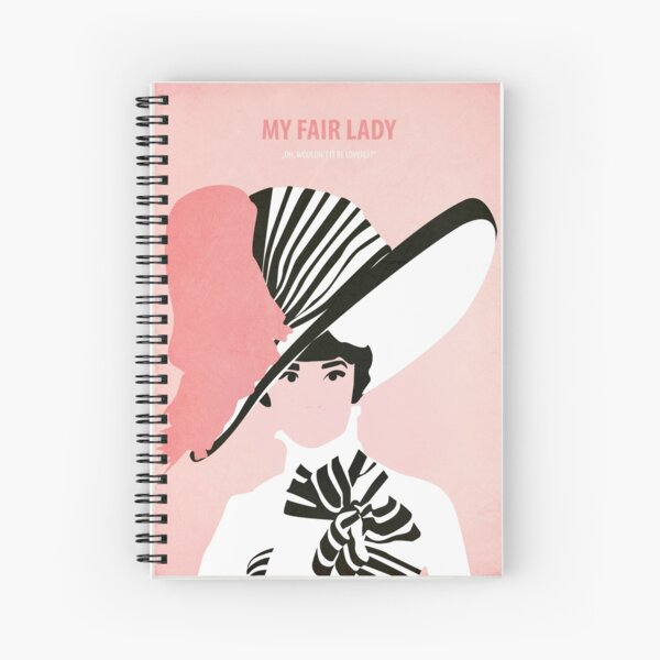 My fair Lady  Spiralblock