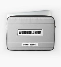 Wonderflonium (DO NOT BOUNCE) Laptop Sleeve