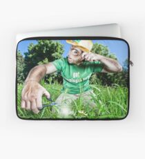 The Weed Whacker!! Laptop Sleeve