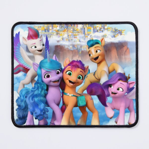 My Little Pony - A new generation - flying high Mouse Pad