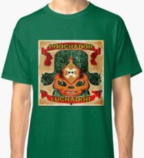 Poochador Luchador Classic T-Shirt