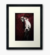 Let Me Sing You a Skullaby Framed Print