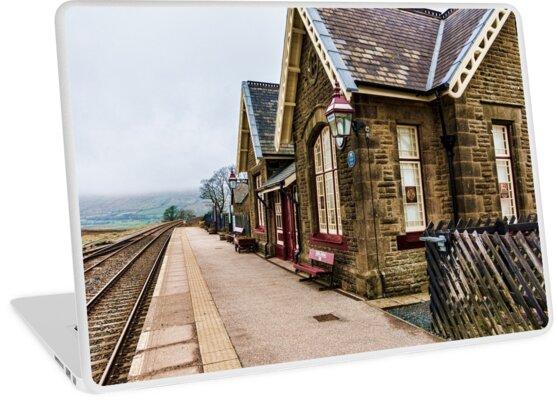 Ribblehead Railway Station by Trevor Kersley