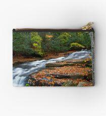 Autumn Flow Zipper Pouch
