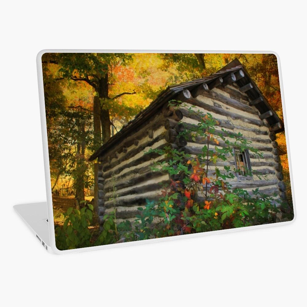 Appalachian Dream Home Laptop Skin