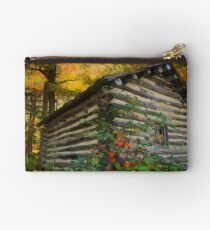 Appalachian Dream Home Zipper Pouch