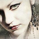 Obliquely by Jennifer Rhoades