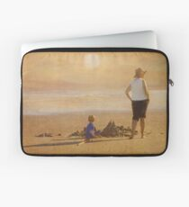 Last of the Summer Days Laptop Sleeve