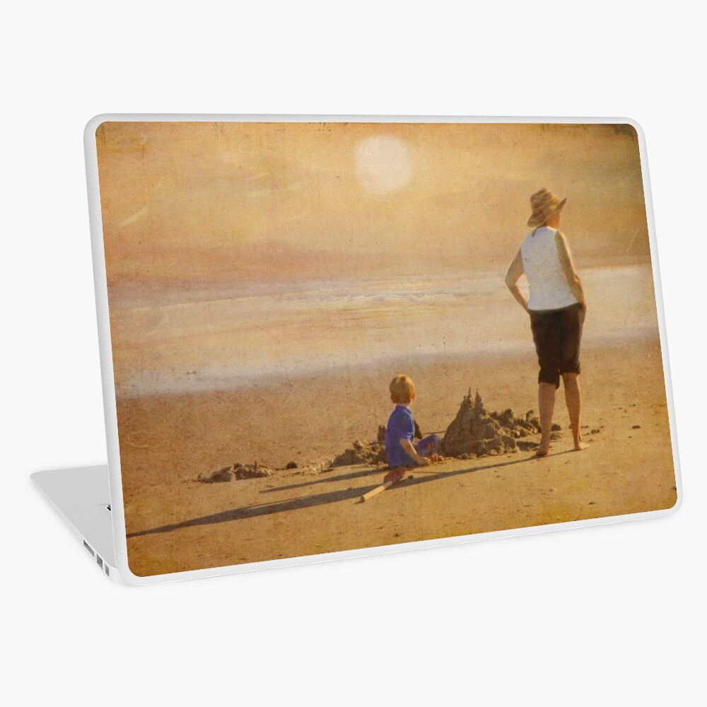 Last of the Summer Days Laptop Skin