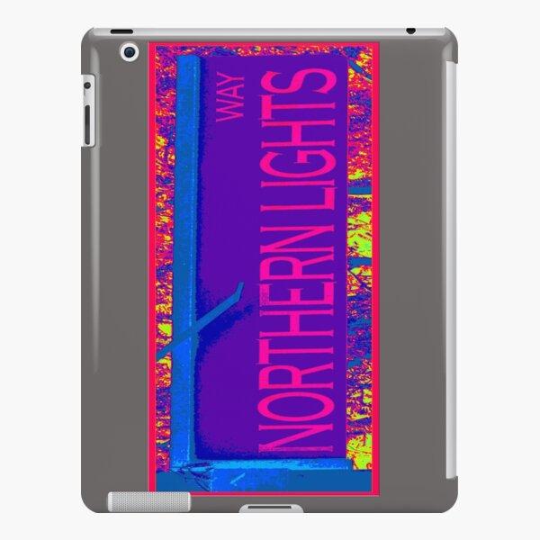 Northern Lights Way iPad Snap Case