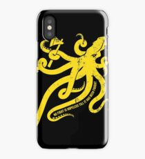 Asha Kraken iPhone Case/Skin