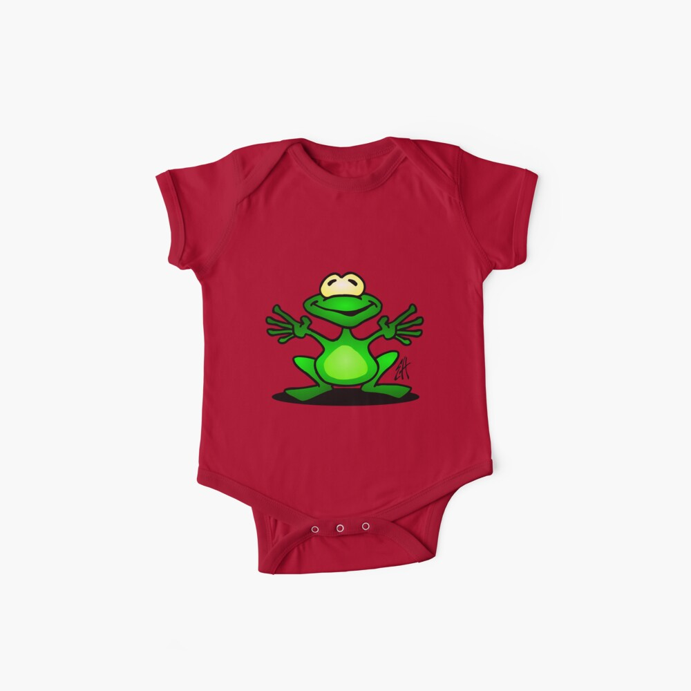 Frog Baby One-Pieces