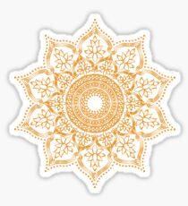 Gassho Sticker