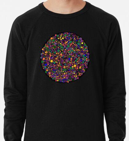Circle Packing 002 Lightweight Sweatshirt