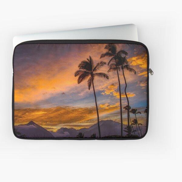 Maui Sunset 10/6/12 Laptop Sleeve