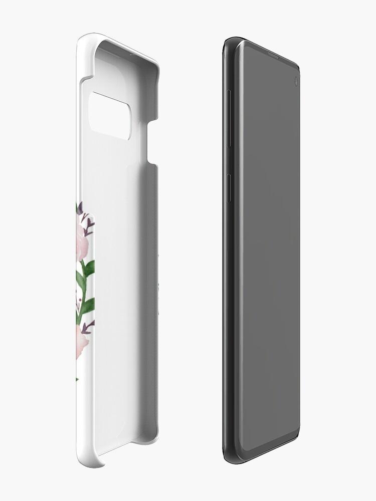 Alternative Ansicht von Böse Frau Hülle & Klebefolie für Samsung Galaxy