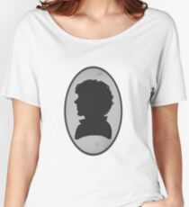 Sherlock Portrait Women's Relaxed Fit T-Shirt