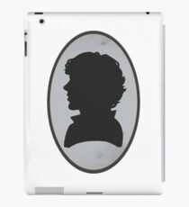 Sherlock Portrait iPad Case/Skin