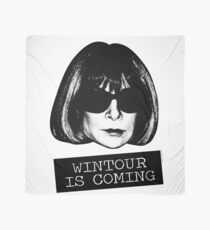 Wintour Is Coming Scarf