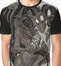 Demon Graphic T-Shirt