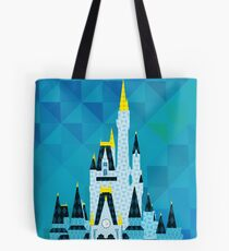 Crafty Castle Tote Bag