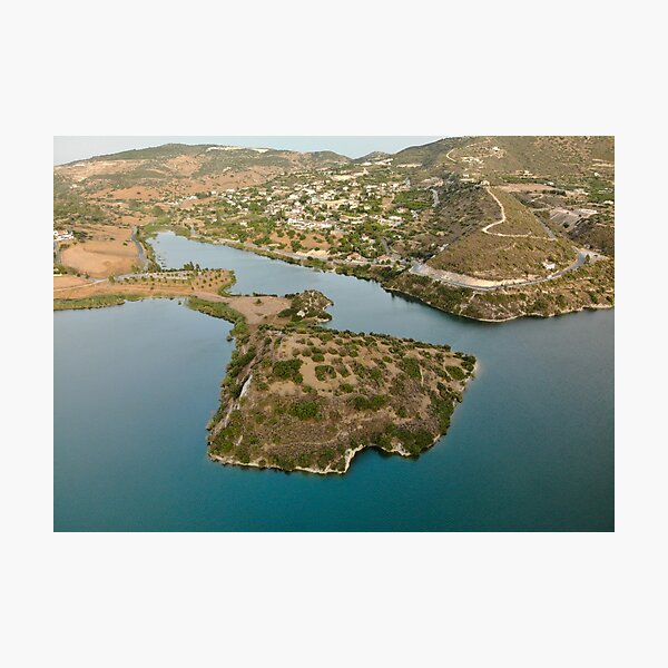 Foinikaria - Limassol Cyprus Photographic Print