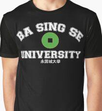 Ba Sing Se University  Graphic T-Shirt