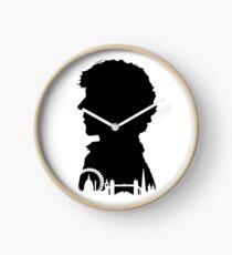 Sherlock Portrait Clock