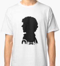 Sherlock Portrait Classic T-Shirt
