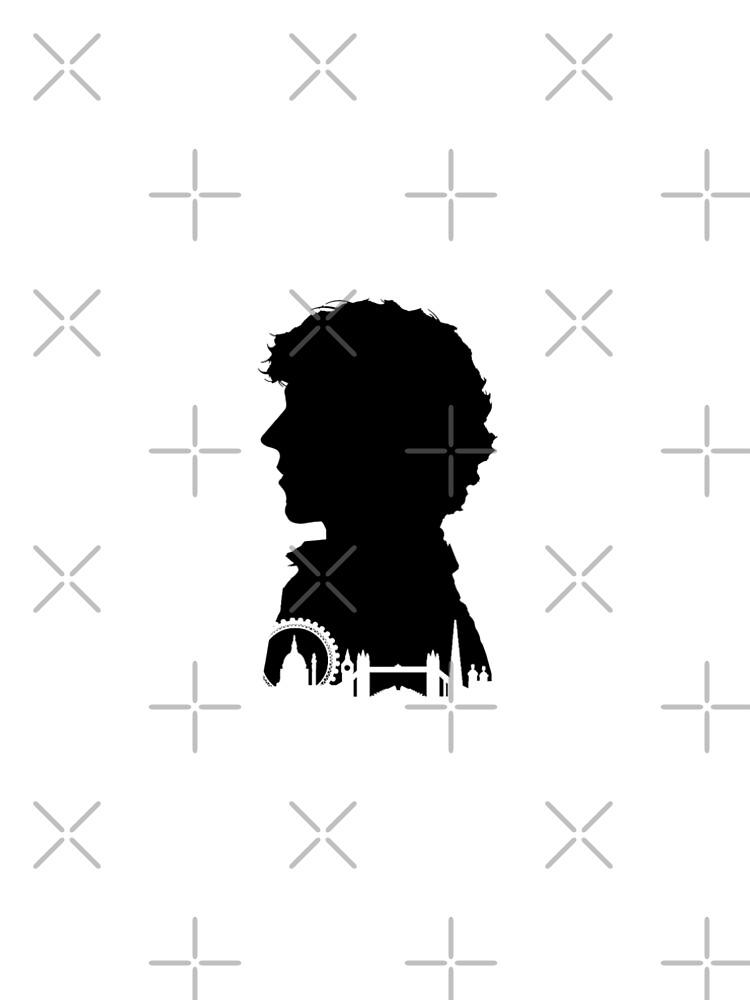 Sherlock Portrait by kcgfx