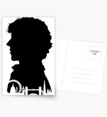 Sherlock Portrait Postcards