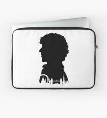 Sherlock Portrait Laptop Sleeve
