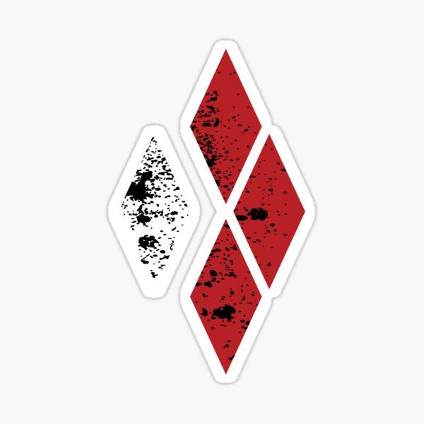 Quinn Diamonds Sticker