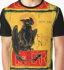 Fury of the Night - Vintage Edition Graphic T-Shirt