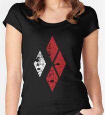 Quinn Diamonds Women's Fitted Scoop T-Shirt